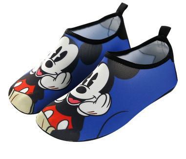 Детские тапочки  Miki для плавания, носки, чешки (аквашузы, коралки)