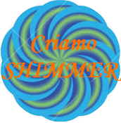 "Красители металлик тм ""Criamo"" SHIMMER"