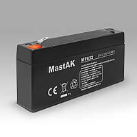 Mastak MT632 6V 3,2Ah АКБ Герметичный свинцово-кислотный аккумулятор SLA