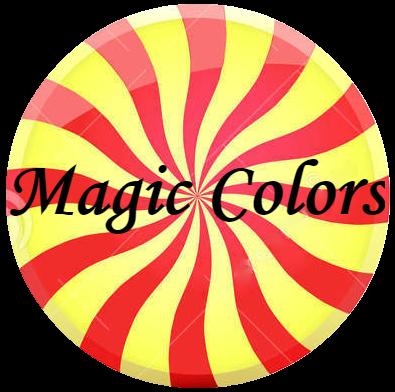 Гелевые красители Magic Colours