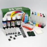 СНПЧ ColorWay для Epson CX7300/8300/9300F+чернила (4х100мл)