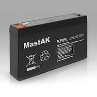 Mastak MT690 6V 9Ah АКБ Герметичный свинцово-кислотный аккумулятор SLA