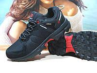 Мужские кроссовки BaaS Microweb черные 41 р., фото 1