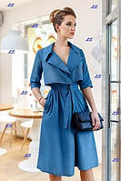 Джинсовое платье ла8100, фото 1