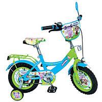 Велосипед Profi Trike 12 дюймов LT 0050-01 Лунтик