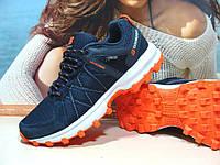 Мужские кроссовки BaaS Microweb синие 44 р., фото 1