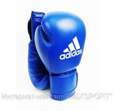 """Боксерские перчатки adidas """"ULTIMA"""". Цвет синий."""