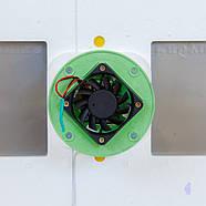 Инкубатор Рябушка Smart 70 12В Турбо (ручной переворот, цифровой), фото 3