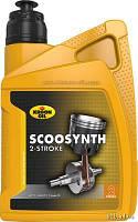 Kroon Oil Scoosynth (полусинтетика для тяжелонагруженных высокоскоростных 2Т двигателей)