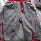 Детский спортивный  хлопковый костюм для новорожденных малышей, фото 5