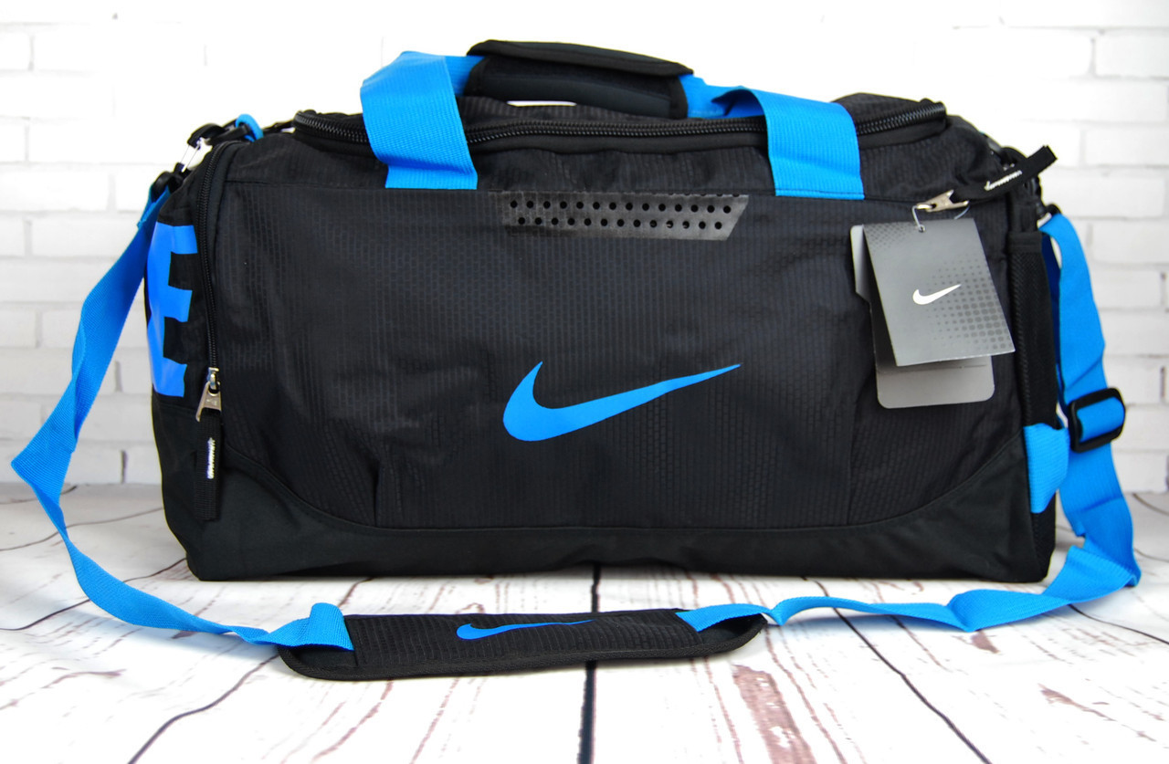 3e235a24 Спортивная сумка Nike.Сумка дорожная, спортивная Найк с отделом для обуви  КСС51-1