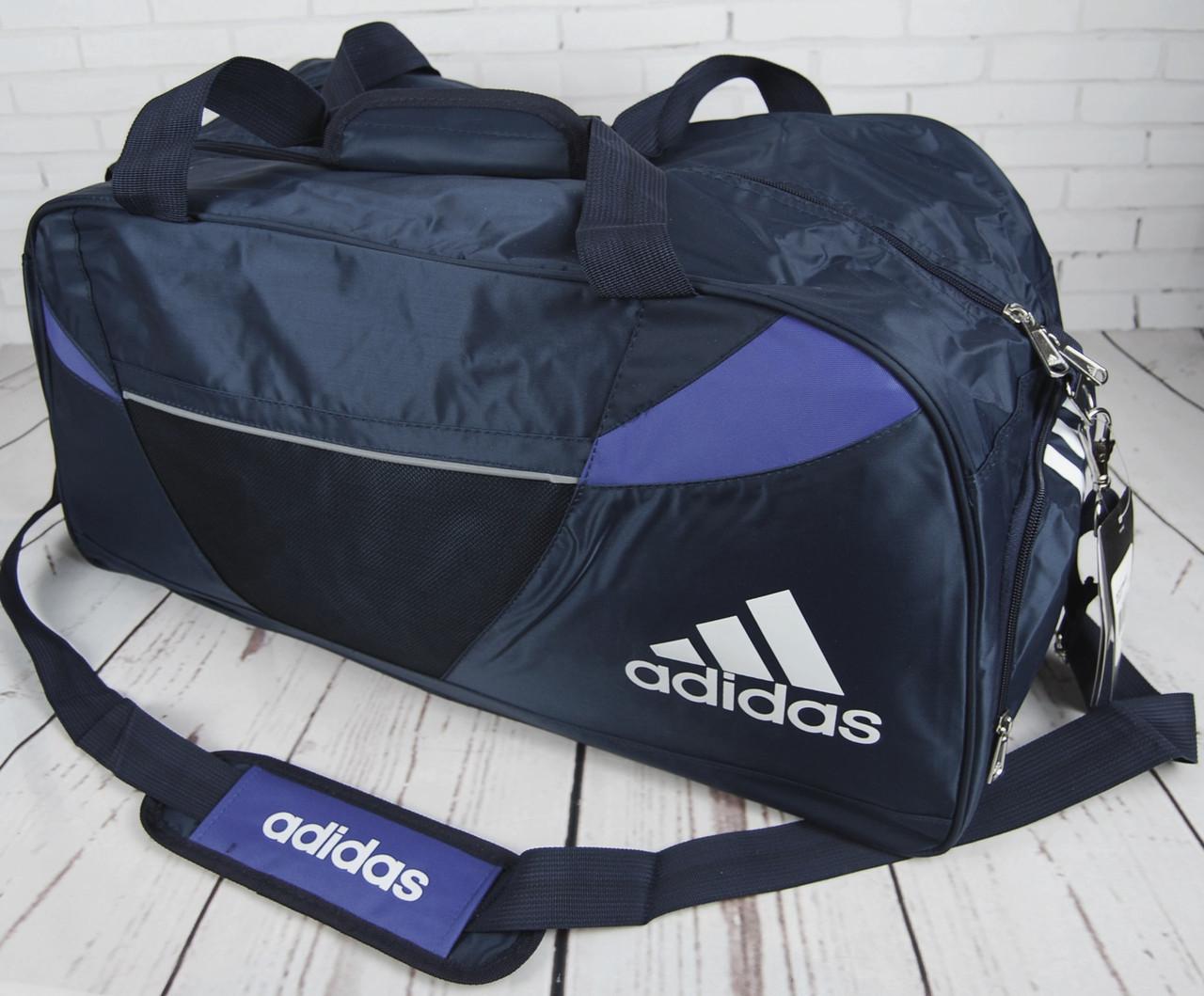 21dfe0de2975 ... Большая дорожная сумка Adidas. Спортивная сумка с отделом для обуви  КСС30, ...