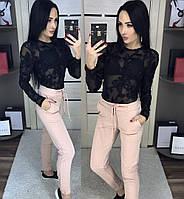 9e3b972e2fb3 Штаны с карманами в категории брюки женские в Украине. Сравнить цены ...