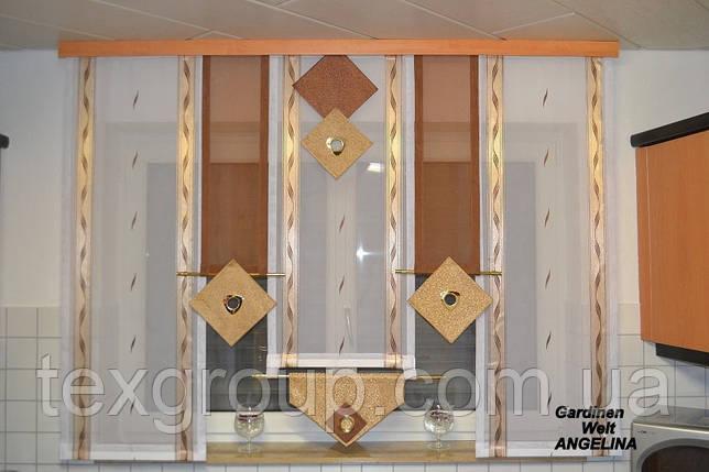 Кухонная занавеска, шторные панельки яп-29, фото 2