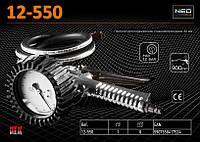 Пистолет для подкачки шин с манометром 80мм,  NEO  12-550