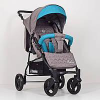 Детская прогулочная коляска-книжка ME 1012L MY WAY Ash Turquoise Гарантия качества Быстрота доставки