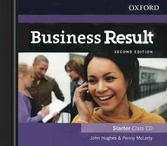 Business Result Second Edition Starter Class Audio CD