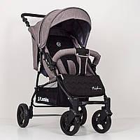 Детская прогулочная коляска-книжка ME 1012L MY WAY Ash Black Гарантия качества Быстрота доставки