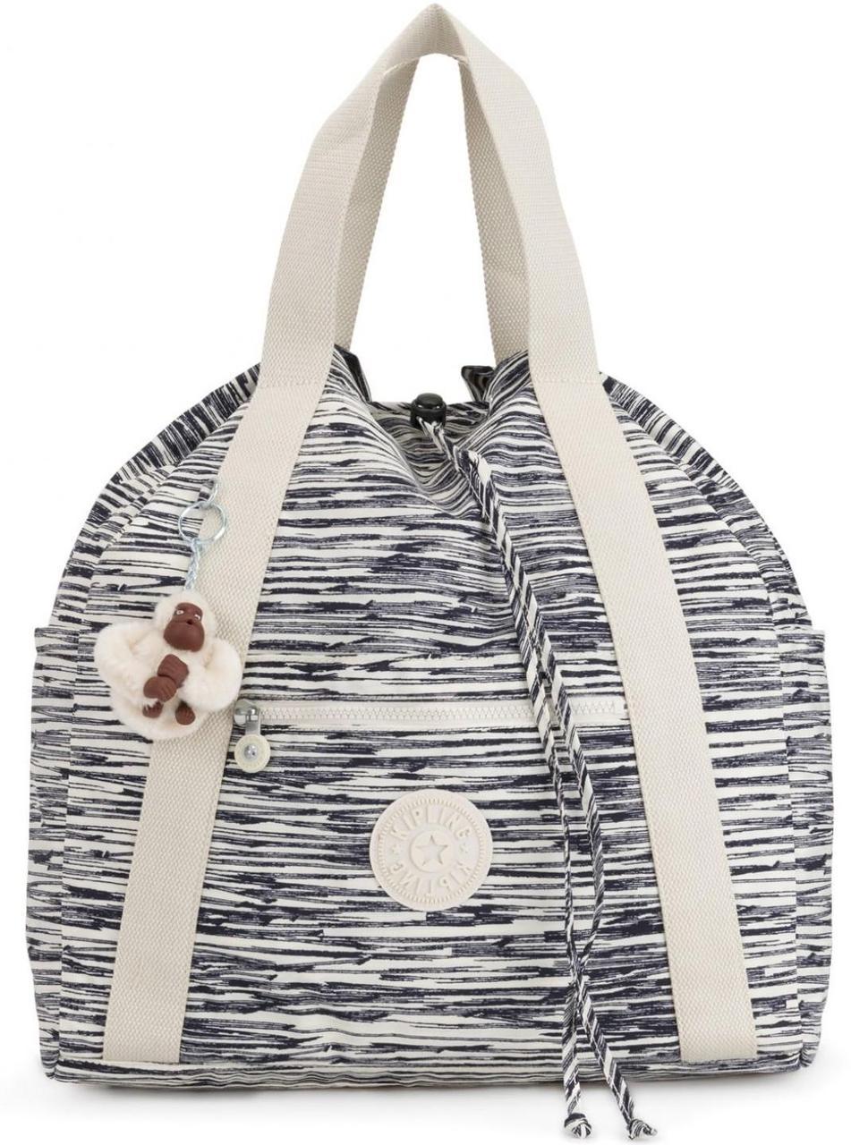 Сумка-рюкзак женская Kipling ART BACKPACK M KI3526_18P, черный