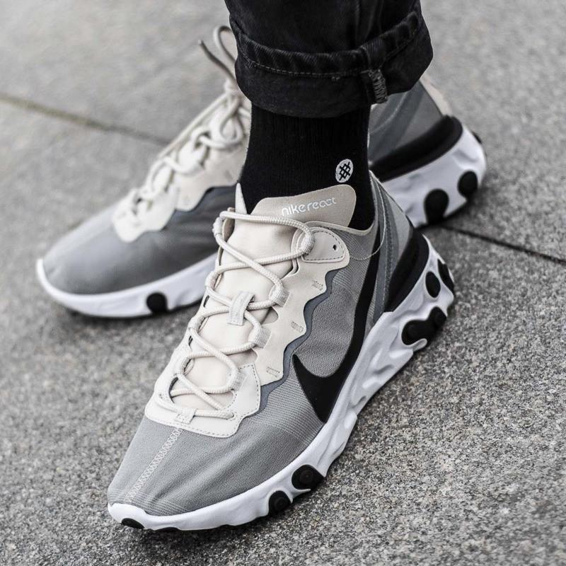 bc3d5583 Оригинальные мужские кроссовки Nike React Element 55: продажа, цена ...