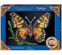 """Мозаика из пайеток """"Бабочка"""", Пм-02-05, фото 1"""