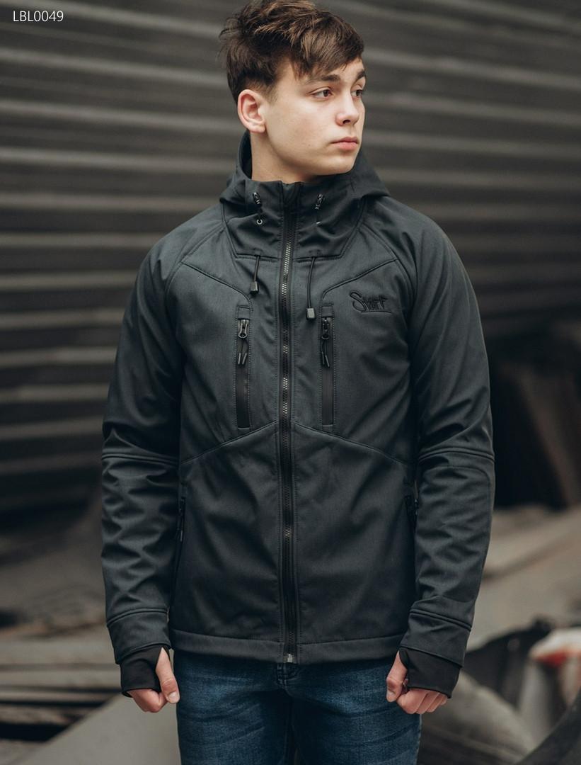 Куртка Staff softshell grafit LBL0049 - Интернет-магазин