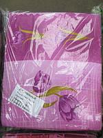 Постельное двуспальное белье жатка Тирасполь розовое