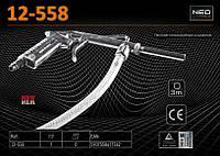 Пистолет пескоструйный со шлангом 3м, NEO 12-558., фото 1