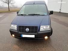 Fiat Scudo І 1995-2007г.в.