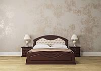Кровать «Грация» Roka 1600*2000, каштан, махонь, орех, темный орех Roka