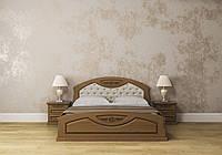 Кровать «Грация» Roka 1800*2000, каштан, махонь, орех, темный орех Roka