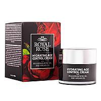 Гидратирующий крем против старения кожи для мужчин Royal Rose 50 мл