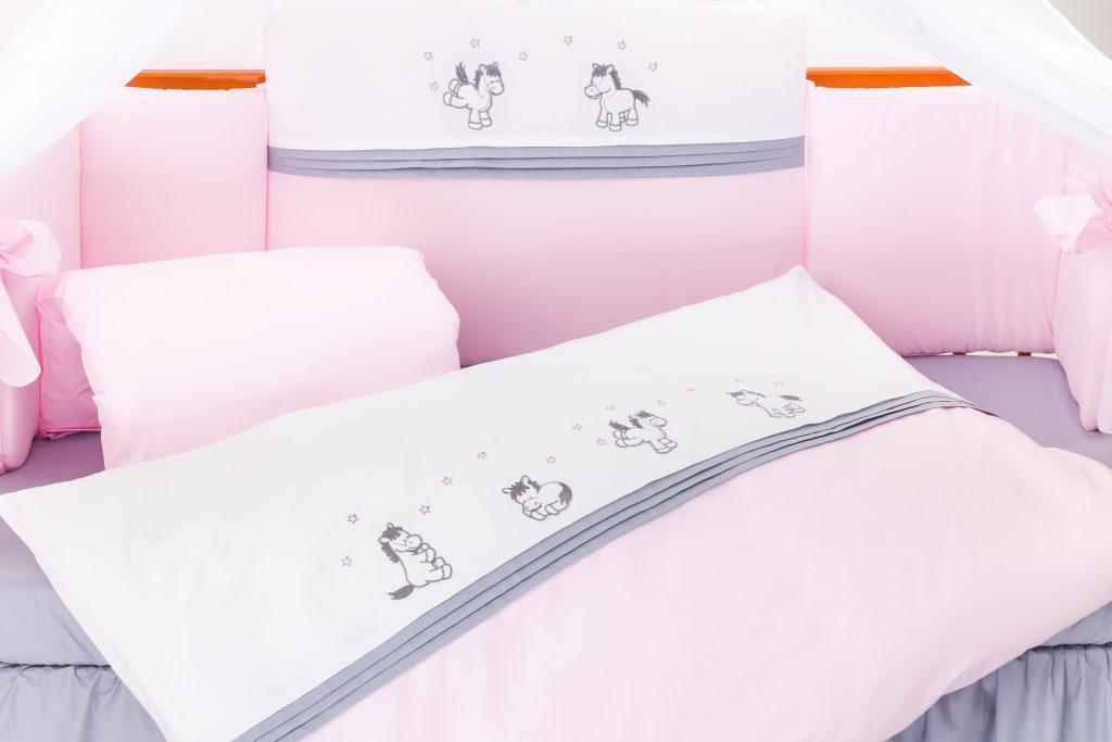 Набір дитячої постелі для ліжка