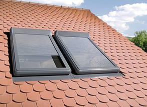 Ролокасета FAKRO ARZ-H для мансардні вікон з ручним управлінням Рольставні Факро Fakro для мансардних вікон