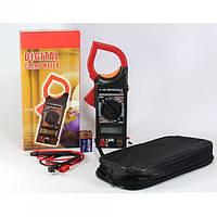 Цифровой Мультиметр DT 266 Токовые клещи мультитестер тестер