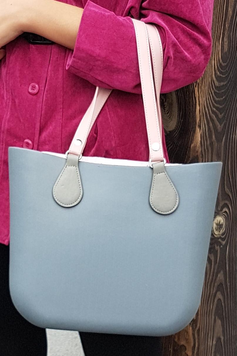 dd652c06fbb4 Сумка IQ bag Mini серый, цена 990 грн., купить в Днепре — Prom.ua ...