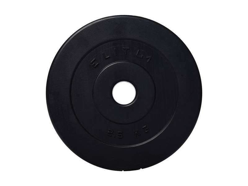 Набор ELITUM из композитных дисков А-10 кг