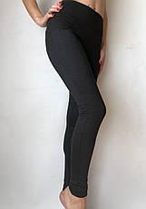 Трикотажные лосины женские № 2 (норма), фото 2