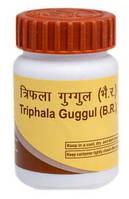 Трифала Гуггул Дивья, Патанджали / Triphala Guggul, Divya Pharmacy, Patanjali / 40 таб