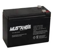 MUSTANG ENERGY 1270 12V 7 Ah АКБ Герметичный свинцово-кислотный аккумулятор SLA