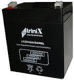 Trinix 1240 12V 4Ah АКБ Герметичный свинцово-кислотный аккумулятор SLA