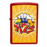 Зажигалка ACES & SEVEN Zippo (28037)