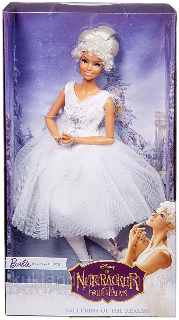 Коллекционная кукла Барби Балерина Дисней Щелкунчик и Четыре Царства