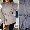Женская блуза с принтом в расцветках. ВЕ-7-1-0219, фото 3