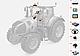 Автопилот CLAAS GPS PILOT (гидравлическое автоматическое вождение для трактора, опрыскивателя, комбайна), фото 2