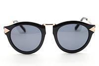 Модные женские солнцезащитные Очки Karen Walker ретро винтаж сонцезахисні окуляри