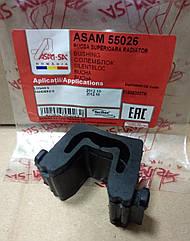 Подушка крепления радиатора Renault Logan MCV 2 (Asam 55026)(среднее качество)