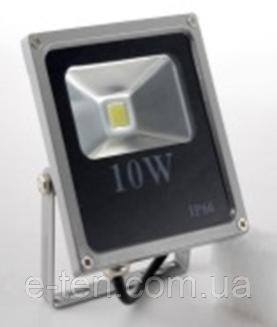 Прожектор светодиодный Led 10W 900lm Flood light IP66