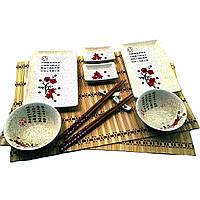 Красивый набор для суши и роллов