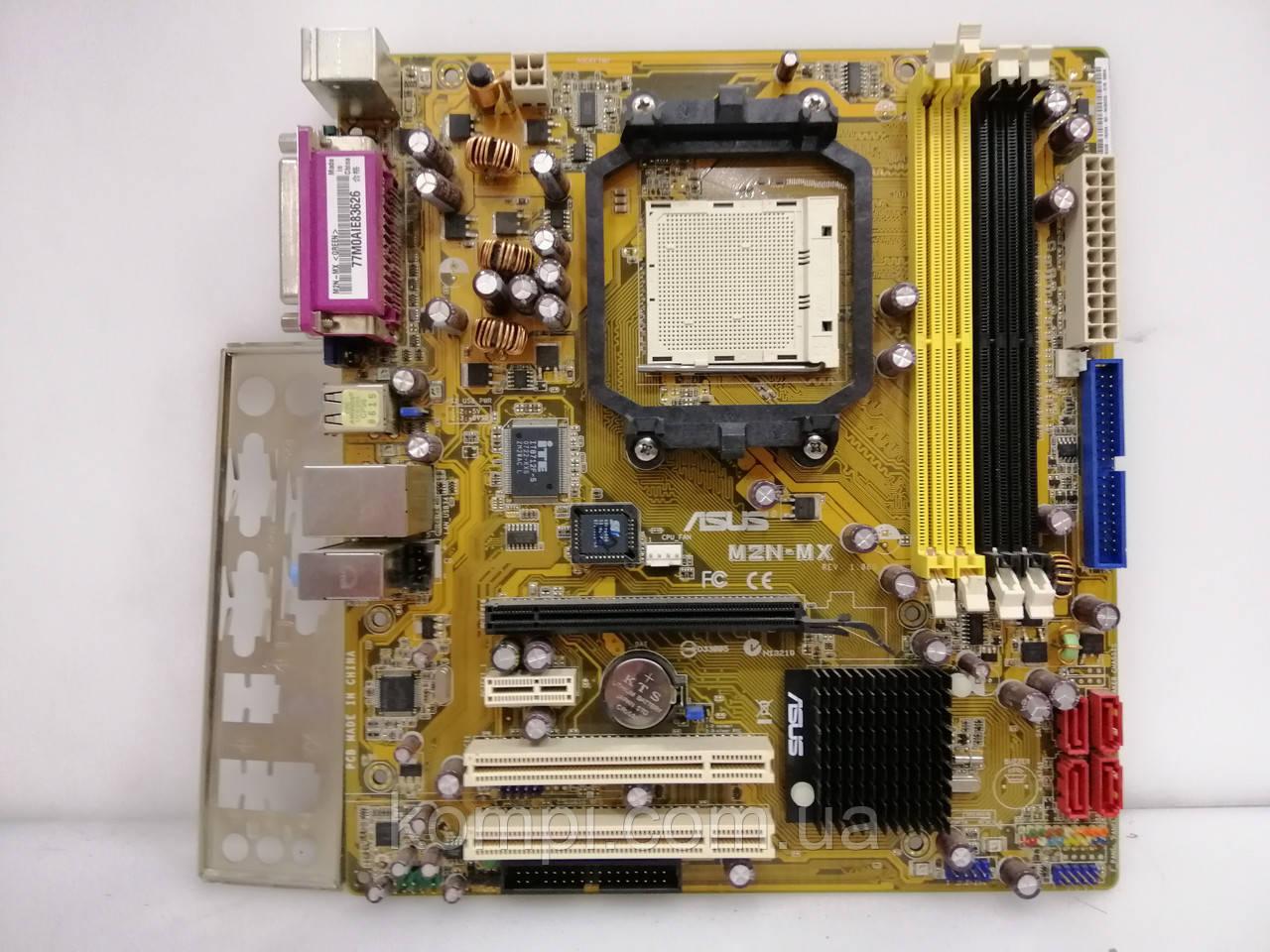 Материнская плата ASUS M2N-MX   AM2 DDR2